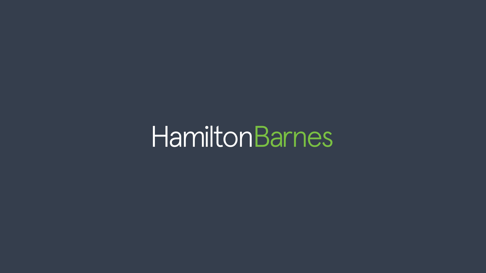 Hamilton Barnes